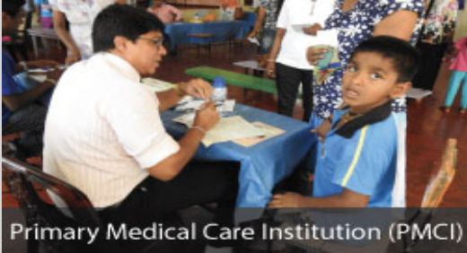 Role of the Medical Officer in the Primary Medical Care Institution (PMCI)